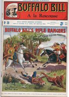 EO BUFFALO BILL N* 39 - A LA RESCOUSSE -  LE HEROS DU FAR-WEST -  EDITION ATLAS. - Aventure
