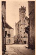 B65017 Cpa Luxeuil Les Bains - La Tour De L' Hôtel Des Echevins - Luxeuil Les Bains