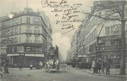 PARIS - Rue De La Gaité. - Distretto: 14