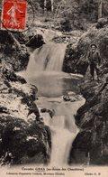 T6 - CP DOUBS - Les Gras - Cascades - Au Dessus Des Chaudieres - Frankrijk