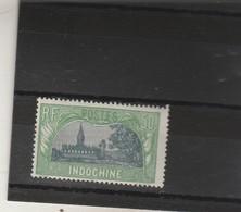 Indochine Yvert 144 ** Neuf Sans Charnière AVEC DEFAUTS  - 2 Scan - Indochina (1889-1945)