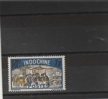 Indochine Yvert 145 ** Neuf Sans Charnière AVEC DEFAUTS  - 2 Scan - Indochina (1889-1945)