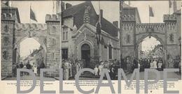 LESSINES Lot De 3 Cartes - Porte D'Ogy - RARE - Lessines