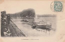 ASNIERES L ILE DE LA JATTE - Asnieres Sur Seine