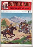 EO BUFFALO BILL N* 67 - MUSTANG MADGE, LA FILLE DU 5 ème REGIMENT -  LE HEROS DU FAR-WEST -  EDITION ATLAS. - Aventure