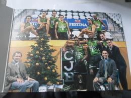 Basketball Joventut Festina 1998 Baloncesto - Natale