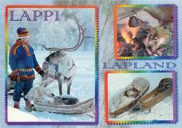 CPSM Finlande-Lappi Lapland             L2941 - Finlande