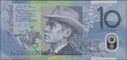 TWN - AUSTRALIA 58h - 10 Dollars 2015 Polymer - Prefix BD - Signatures: Stevens & Fraser UNC - Australia