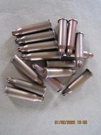15 Cartouches à Blanc Cal 7,62X54R Mosin Nagant - Equipment