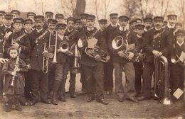 CPA  - RAMBERVILLERS - Musique Municipale Avant 1910 - Belle Carte Photo - Rambervillers