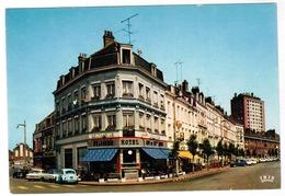 Dunkerque, Place De La Gare, VW  Kever, Käfer, Coccinelle (pk67129) - Dunkerque
