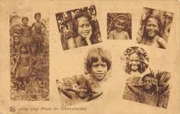 CPA KIRIBATI JOLIGE JEUGD MISSIE DER GILBERT EILANDEN - Kiribati