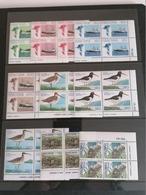 Faroe Islands Collection 1977-1989 Block Of 4 MNH ** Catalog Value Above 450€ - Féroé (Iles)