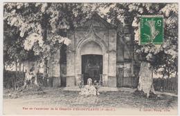 62  ESCOUFLANTS  - Chapelle   -  CPA N/B  9x14 TBE - France