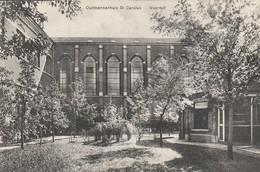 Anvers  Antwerpen   Oudmannenhuis St Carolus - Voorhof - Antwerpen