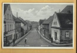 C.P.A. Freiburg I. Schles. - Muhlstrasse - Freiburg I. Br.
