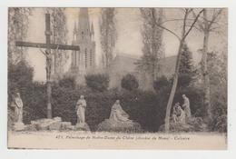 AC755 - Pèlerinage De Notre Dame Du Chêne - Diocèse Du Mans - Calvaire - Francia