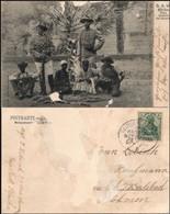 Germany - Deutsche Soldaten In Westafrika - Deutsche SEEPOST, Hamburg - Westafrika 27.8.1906 Capstadt / Cape Town. - Allemagne
