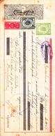 España-Letra De 1947-sello Clase 11º--nº C3440066 - Bills Of Exchange