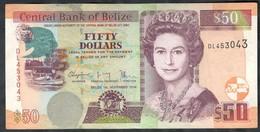 Belize - 50 Dollars 2014 - P.70e - Belice