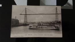 CPA - 1001. NANTES Le Pont à Transbordeur Départ D'une Abeille - Nantes