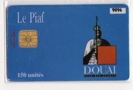 PIAF FRANCE DOUAI Ref Passion PIAF 59500-11  150 U L&G Date 08/03 Tirage 1000 Ex - Francia