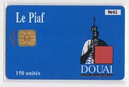 PIAF FRANCE DOUAI Ref Passion PIAF 59500-12  150 U L&G Date 03/04 Tirage 1000 Ex - Francia