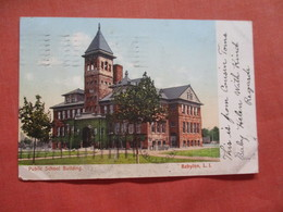 Public School Babylon     New York > Long Island  Ref  3868 - Long Island