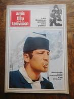 """Revue """"Amis Du Film Et De La Télévision"""" 1965 Couverture Belmondo & Beatles - Cinéma/Télévision"""