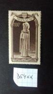 MONACO 364 ** - Unused Stamps