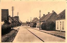 CPA - Belgique - Stavele - Krombekestraat - Alveringem