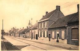 CPA - Belgique - Stavele - Zwanestraat - Alveringem