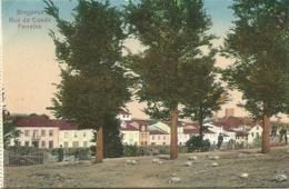 Portugal - Bragança - Rua Do Conde Ferreira - Bragança
