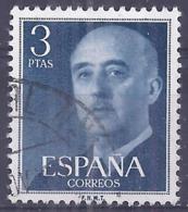 España-Spain. Franco. Serie General (o) - Ed 1159, Yv=831 - 1931-Hoy: 2ª República - ... Juan Carlos I