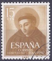 España-Spain. S. Vicente Ferrer (o) - Ed 1183, Yv=842, Sc=876, Mi=1068 - 1931-Hoy: 2ª República - ... Juan Carlos I