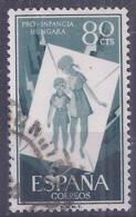España-Spain. Pro Infancia Húngara. (o) - Ed 1203, Yv=860, Sc=894, Mi=1100 - 1931-Hoy: 2ª República - ... Juan Carlos I