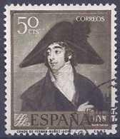 Espa�a-Spain - Ed 1212. Goya. (o) - 1931-Hoy: 2ª República - ... Juan Carlos I