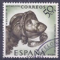 España-Spain. IV Cent Carlos I (o) - Ed 1225, Yv=880, Sc=914, Mi=1122 - 1931-Hoy: 2ª República - ... Juan Carlos I