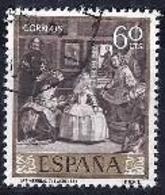 España-Spain. Velázquez (o) - Ed 1241, Yv=896, Sc=930, Mi=1138 - 1931-Hoy: 2ª República - ... Juan Carlos I
