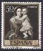España-Spain. Bartolomé Esteban Murillo. (o) - Ed 1272, Yv=923, Sc=957, Mi=1169 - 1931-Hoy: 2ª República - ... Juan Carlos I