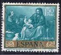 España-Spain. Bartolomé Esteban Murillo. (o) - Ed 1276, Yv=927, Sc=961, Mi=1173 - 1931-Hoy: 2ª República - ... Juan Carlos I