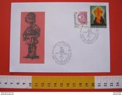 A.03 ITALIA ANNULLO - 2004 REGGIO CALABRIA 60° ANNIVERSARIO RIVOLTA DI VARSAVIA WARSAWA 1944 SCOUTS - Seconda Guerra Mondiale