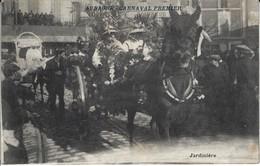 CPA- AUBAGNE- CARNAVAL PREMIER- Jardinière - Aubagne