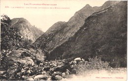 FR66 PRATS DE MOLLO - LA PRESTE - Labouche 305 - Les Gorges Au Dessus De L'établissement - Belle - Frankrijk