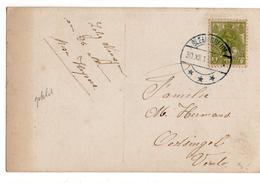 Bleijerheide Langebalk - 1911 - Marcophilie