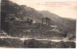 FR66 PRATS DE MOLLO - LA PRESTE - Labouche 859 - Vue Générale Et Route De Prats De Mollo - Belle - France