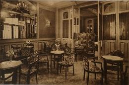 Liege // Grand Hotel D Angleterre Et Rest. La Becasse // Interieur - Salon Degustation 19?? - Luik