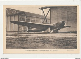 AVION GRANDS RAIDS BERNARD 80 TANGO CPA BON ETAT - 1946-....: Ere Moderne