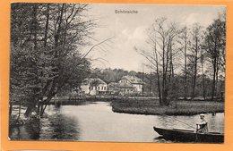 Schoneiche Schoeneiche Bei Friedrichshagen Germany 1907 Postcard - Schoeneiche