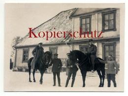 Foto Gut Waldegalen 1916, Kurland Heute Valdgale Bei Talsi - Lettland